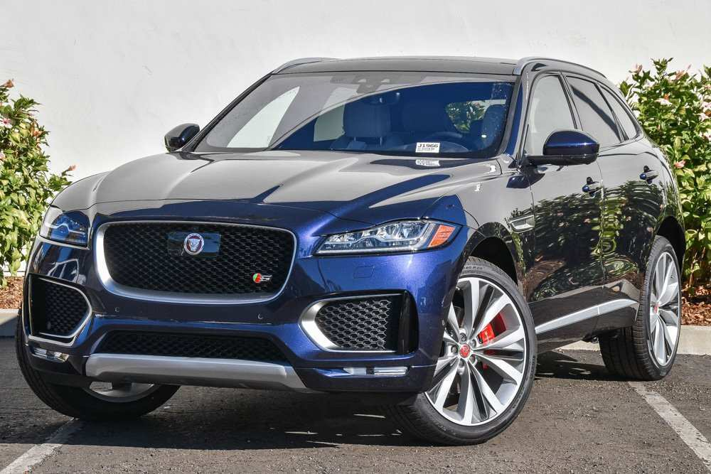 33 The Best Jaguar F Pace 2019 Model Release Date And Concept