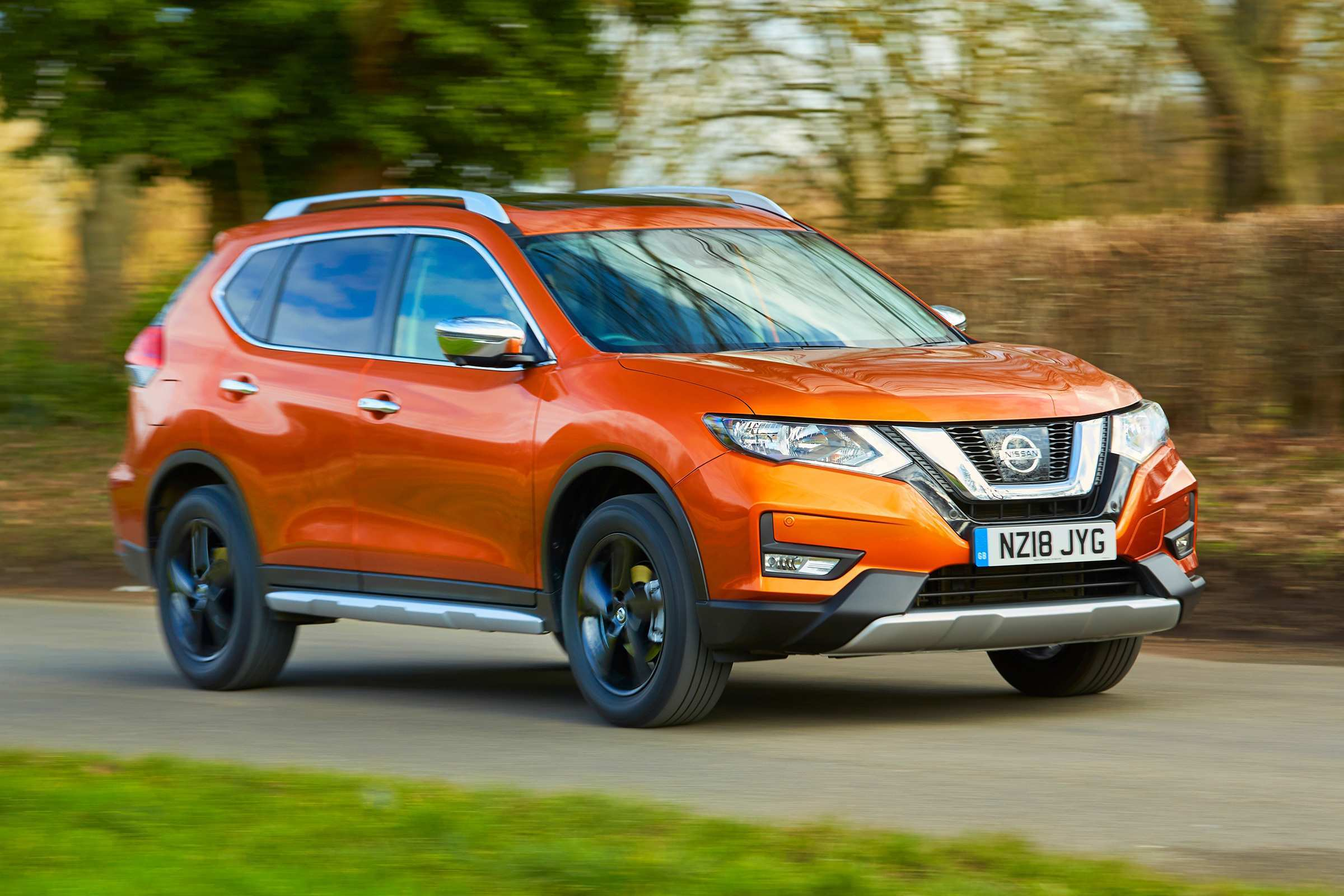 33 The Best Nissan X Trail 2019 Review Engine