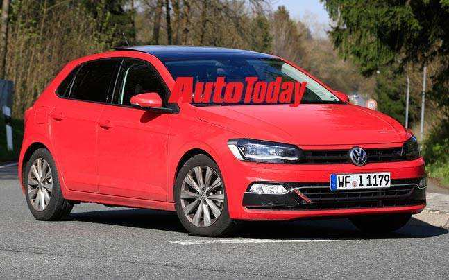 33 The Best Volkswagen Polo 2019 India Launch First Drive