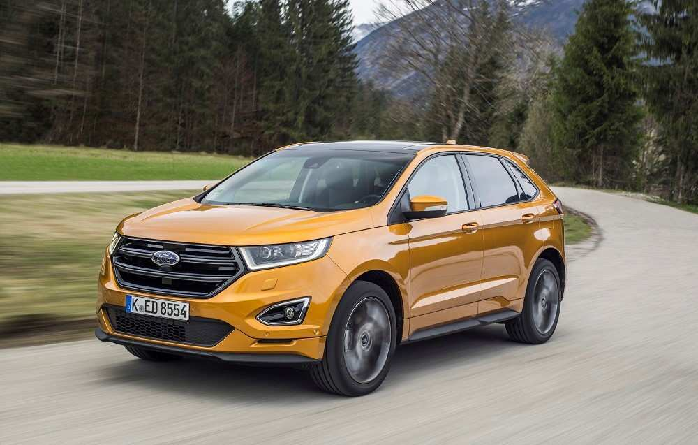 33 The Ford Edge New Design Research New