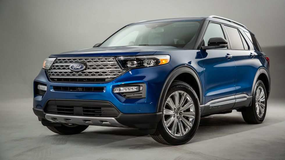 33 The Ford Hybrid Explorer 2020 Price And Release Date