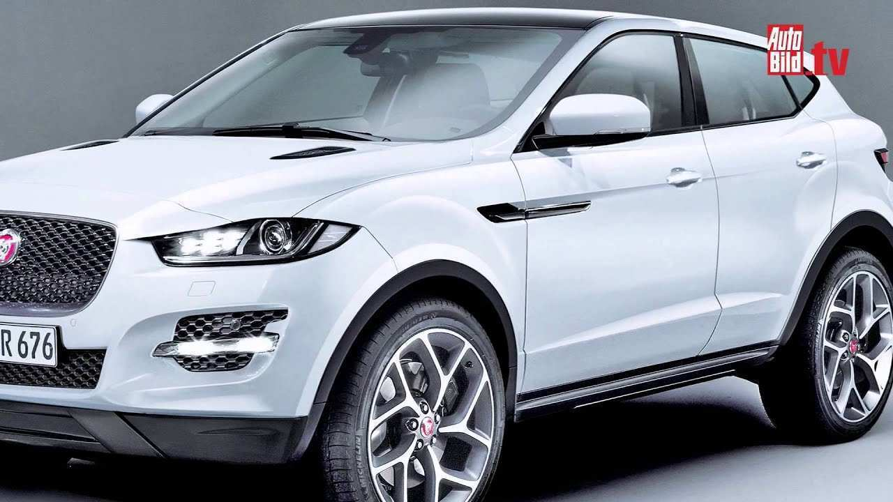 33 The Jaguar F Pace 2020 Model Speed Test