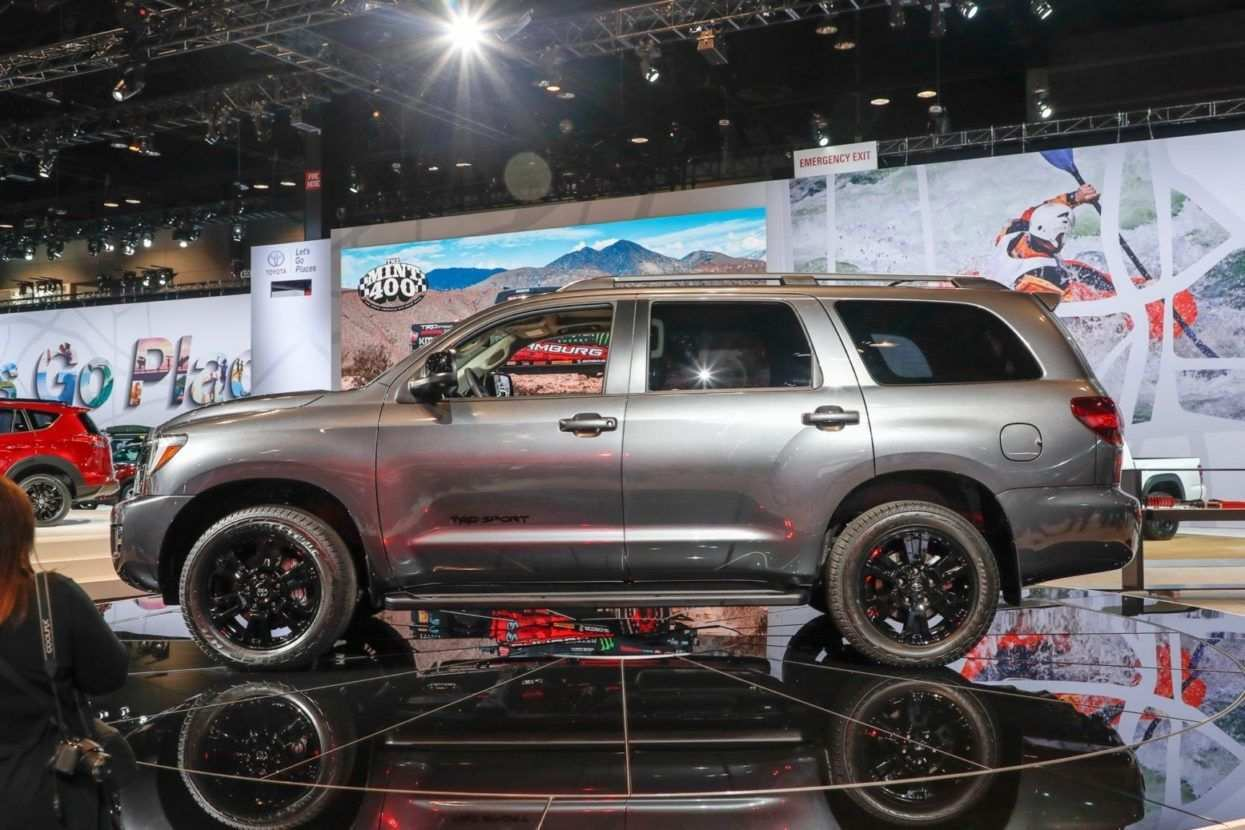 33 The Toyota Sequoia 2019 Redesign Redesign And Review