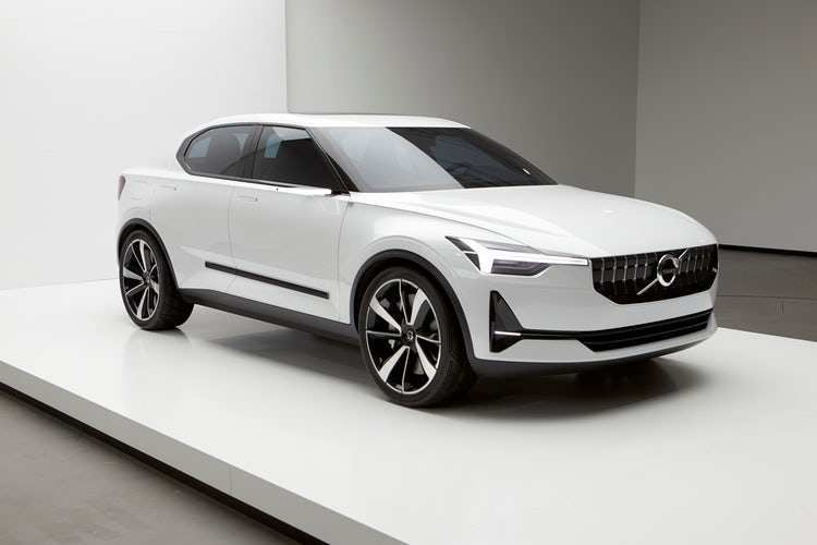 33 The Volvo 2019 Electric Redesign And Concept