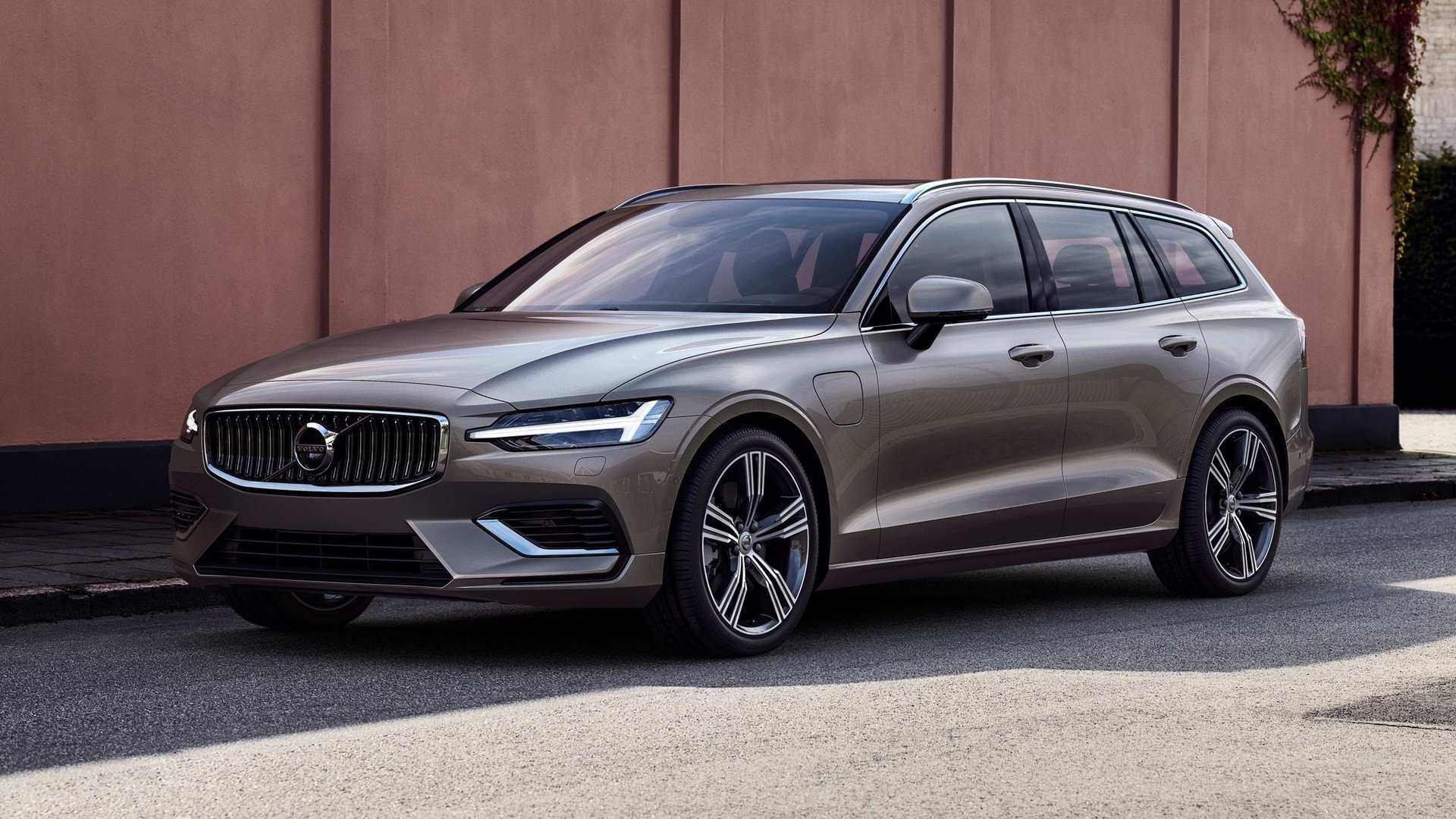33 The Volvo V60 2019 New Review