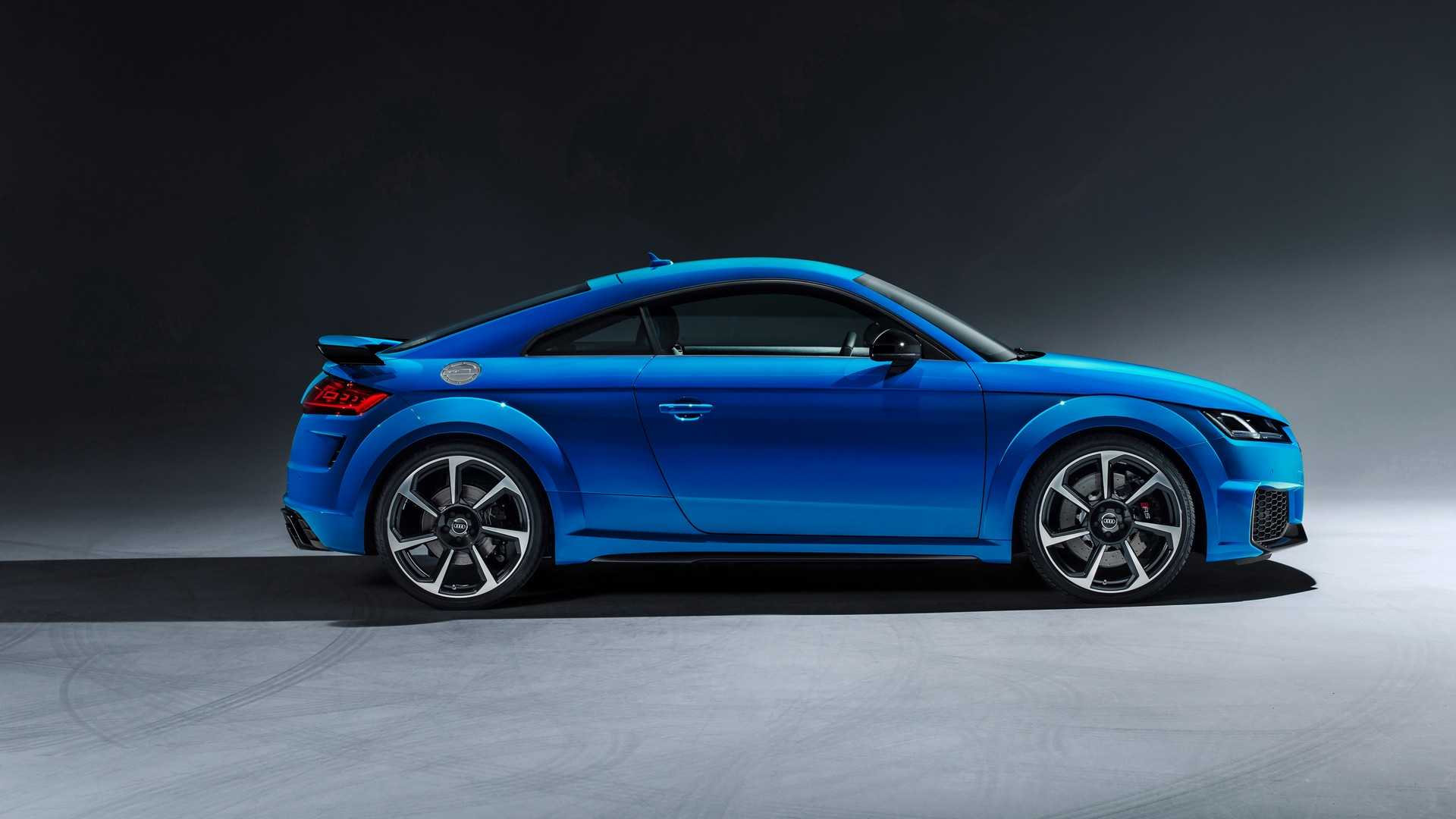 34 A 2019 Audi Tt Rs Rumors