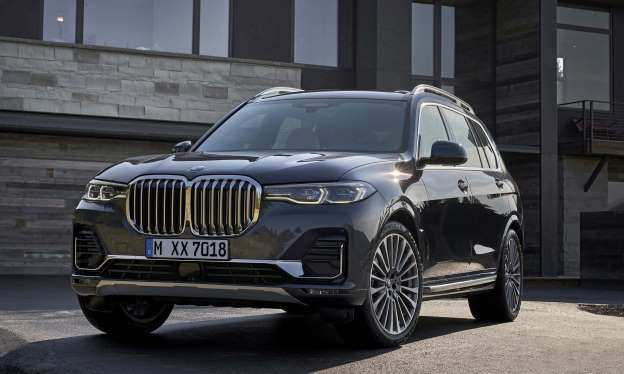 34 A 2019 BMW X7 Review