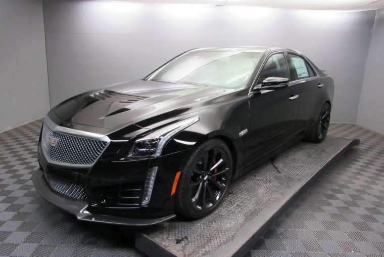 34 A 2019 Cadillac Cts V New Review