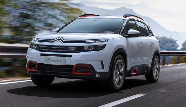 34 A 2019 Citroen C5 Overview