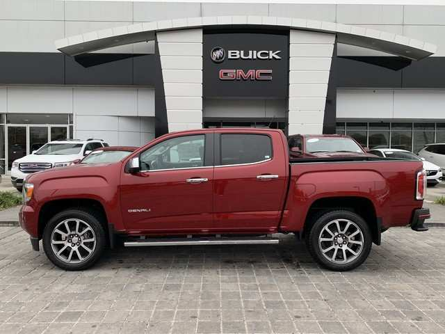 34 A 2019 GMC Canyon Denali Review And Release Date