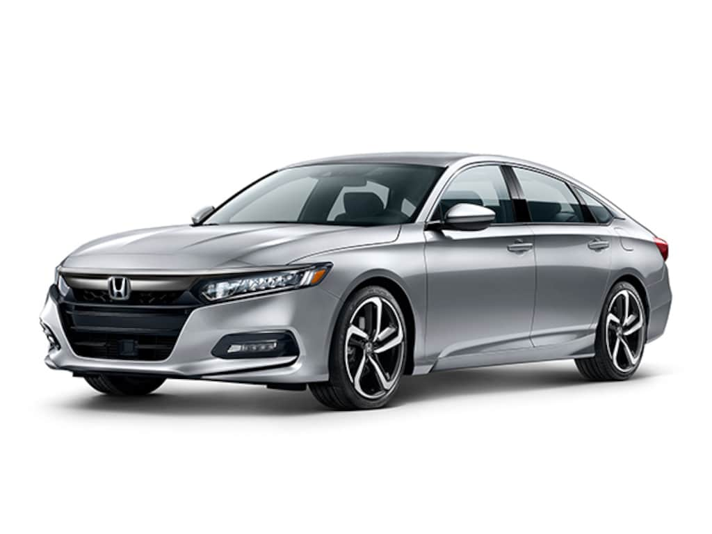 34 A 2019 Honda Accord Configurations