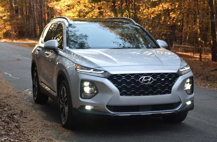 34 A 2019 Hyundai Santa Fe Review