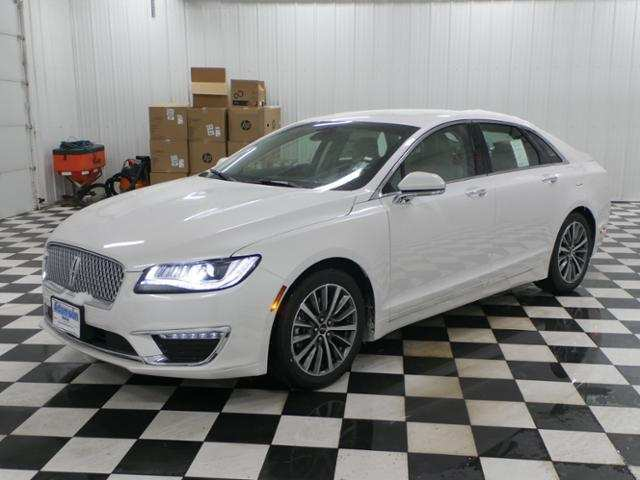 34 A 2019 Lincoln MKZ Release
