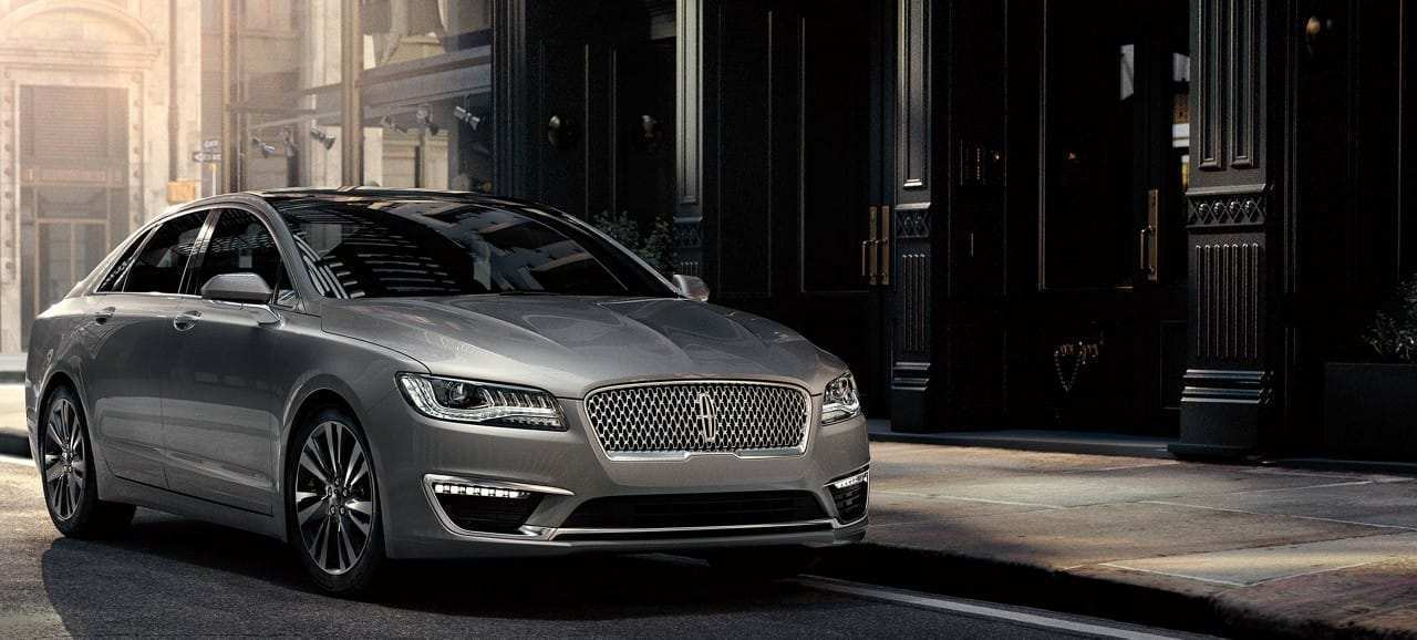 34 A 2019 Lincoln MKZ Spesification