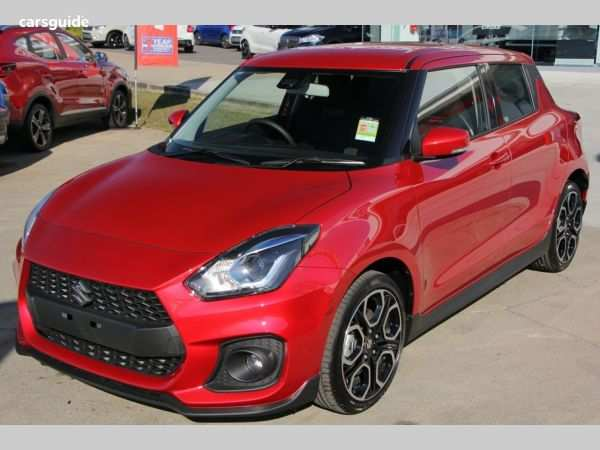 34 A 2019 New Suzuki Swift Sport History