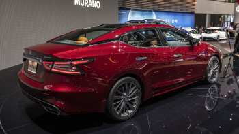34 A 2019 Nissan Maxima Pricing