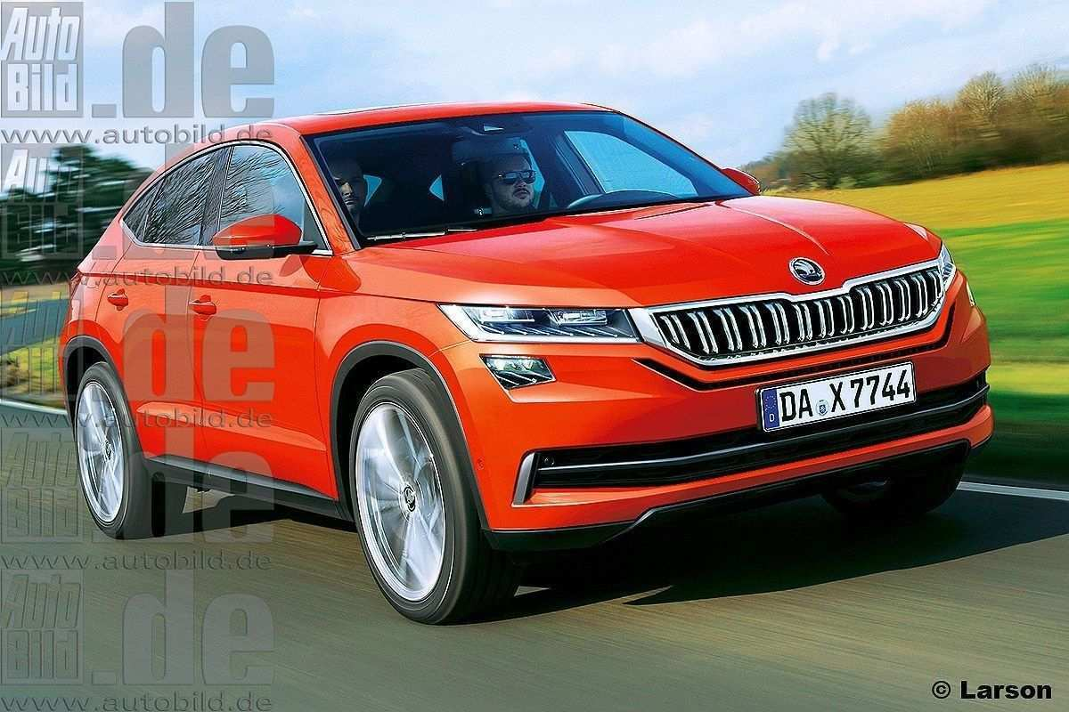 34 A 2019 Skoda Snowman Full Preview Style