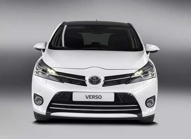 34 A 2019 Toyota Verso Release