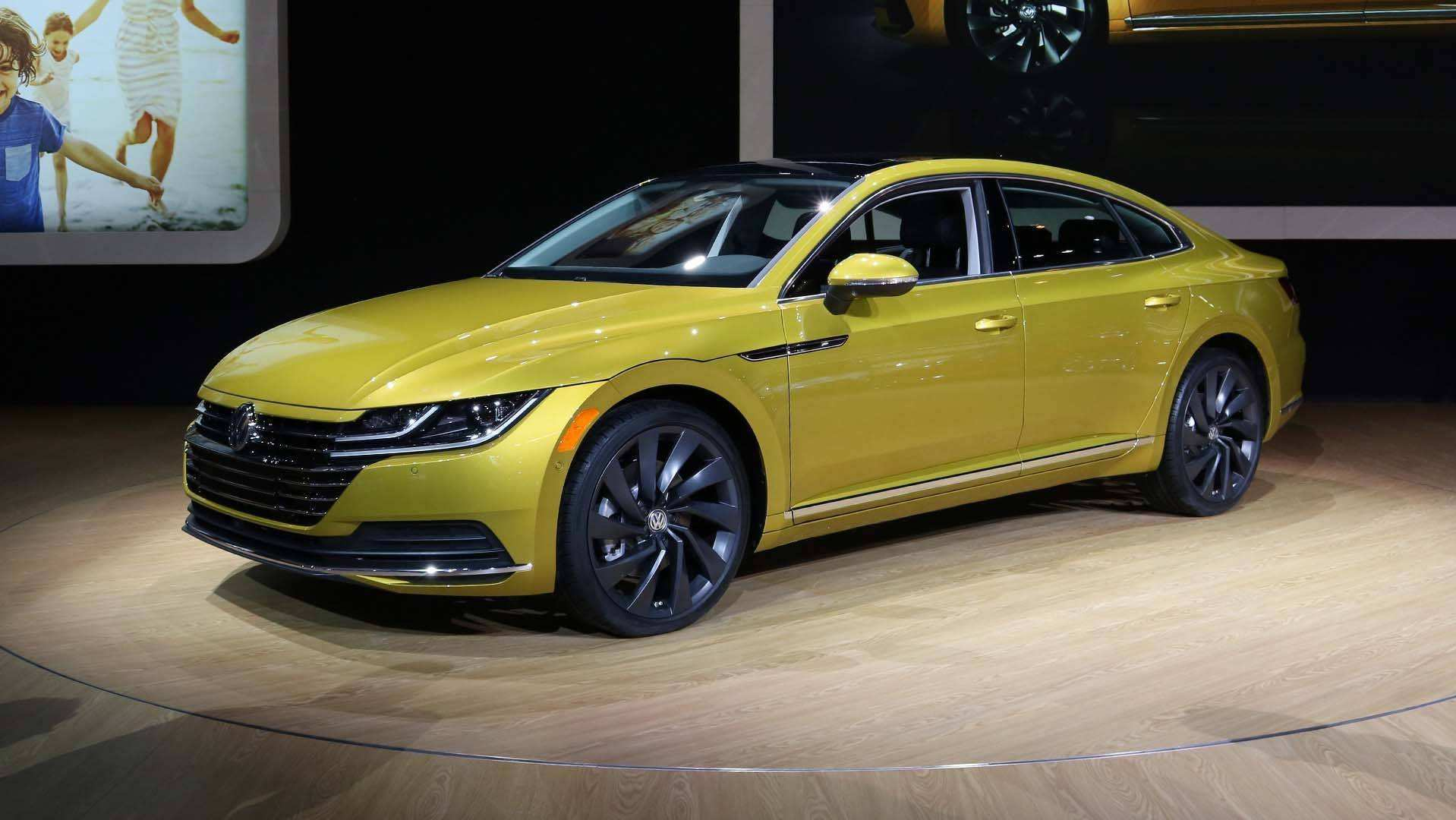 34 A 2019 Volkswagen Arteon Release Date Reviews