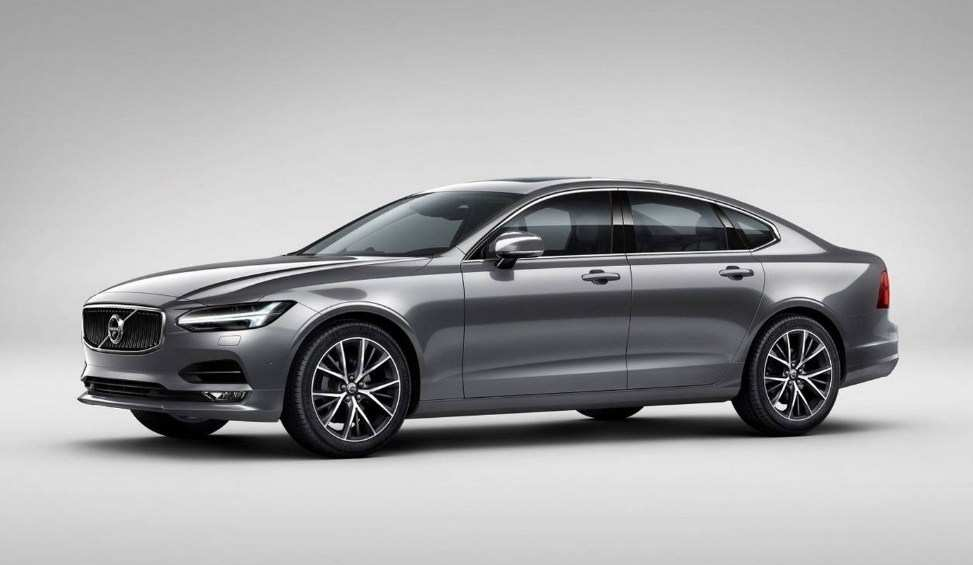 34 A 2019 Volvo S80 Release Date And Concept