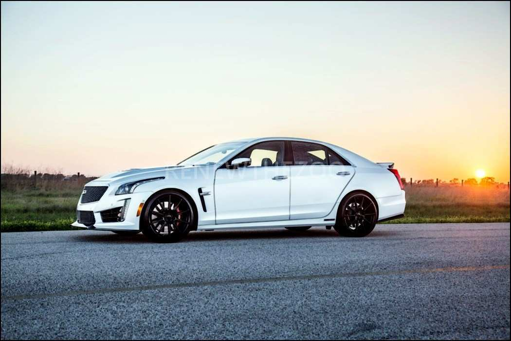 34 A 2020 Cadillac CTS V Release