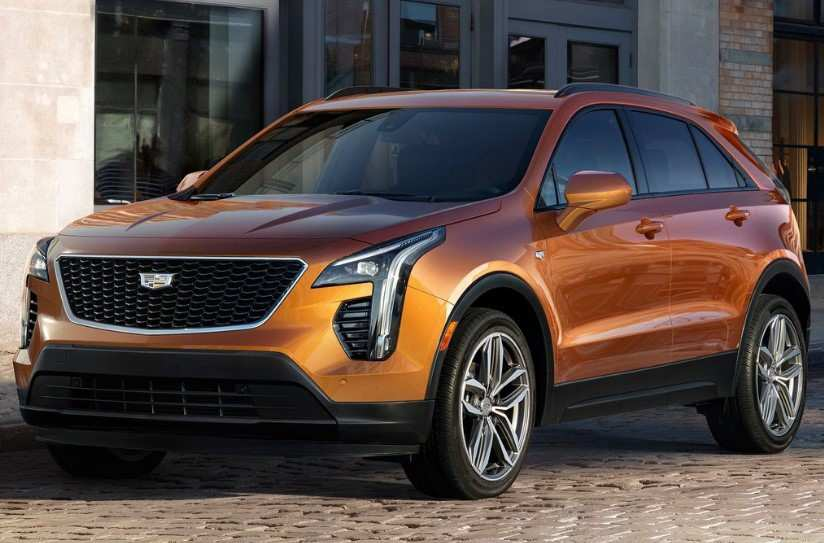 34 A 2020 Cadillac Xt4 Release Date Price And Review