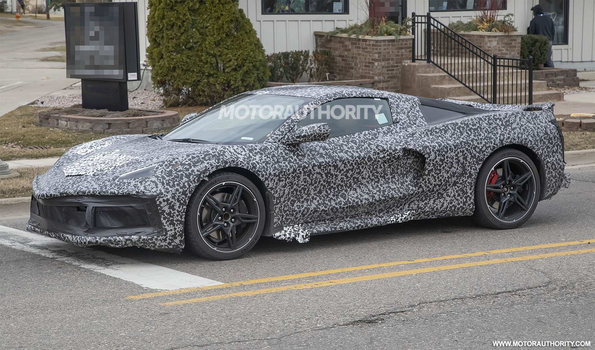 34 A 2020 Chevrolet Corvette Images Images