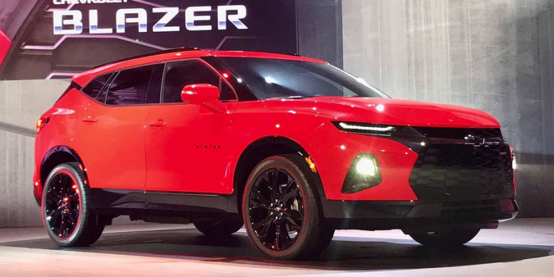34 A 2020 Chevy Blazer K 5 Redesign