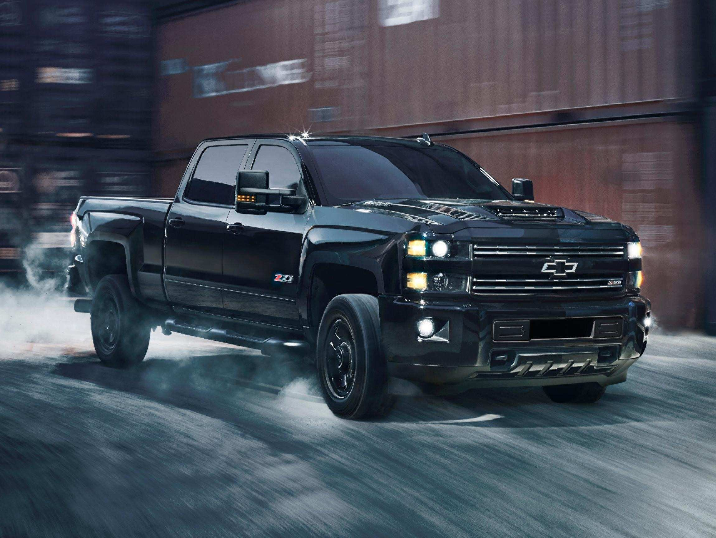 34 A 2020 Chevy Suburban 2500 Z71 Spy Shoot