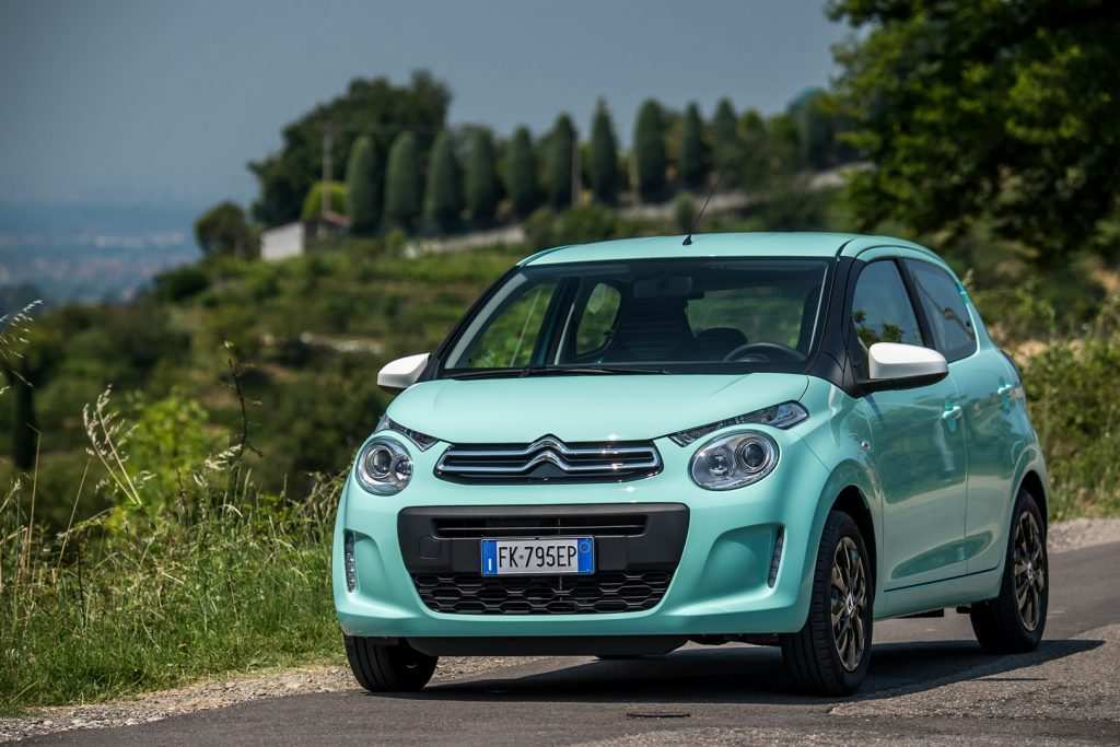 34 A 2020 Citroen C1 Redesign And Concept