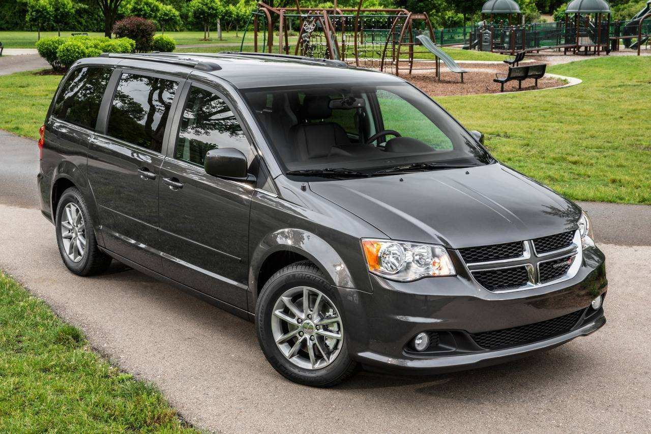 34 A 2020 Dodge Grand Caravan Price And Release Date