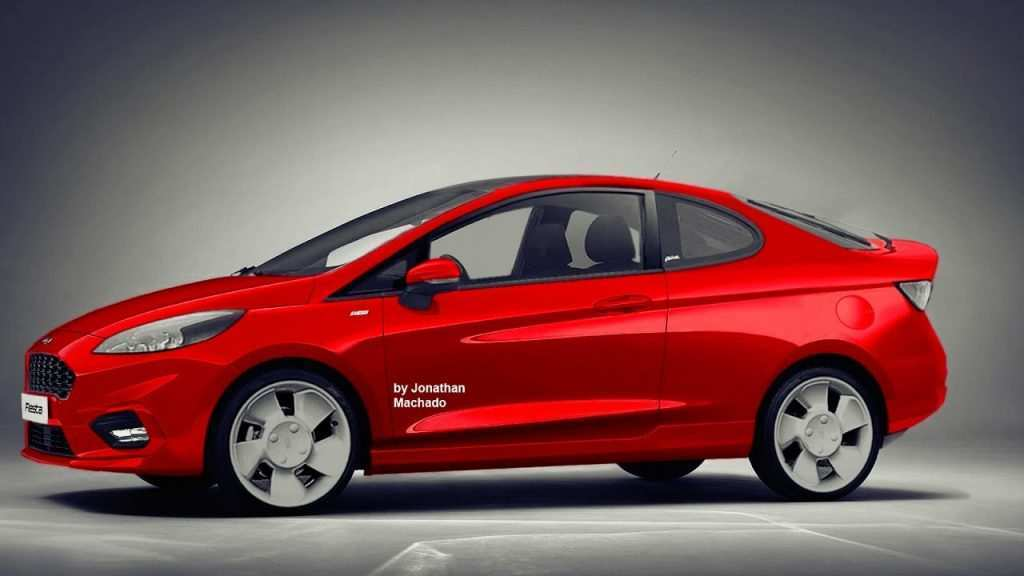 34 A 2020 Ford Escort Price And Review