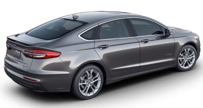 34 A 2020 Ford Fusion Energi Price Design And Review