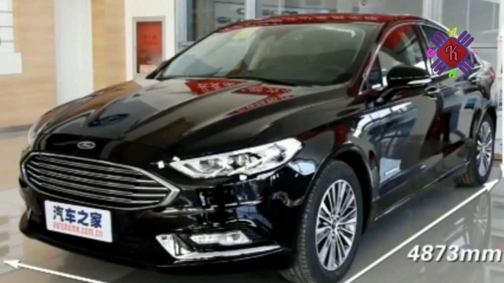 34 A 2020 Ford Mondeo Redesign