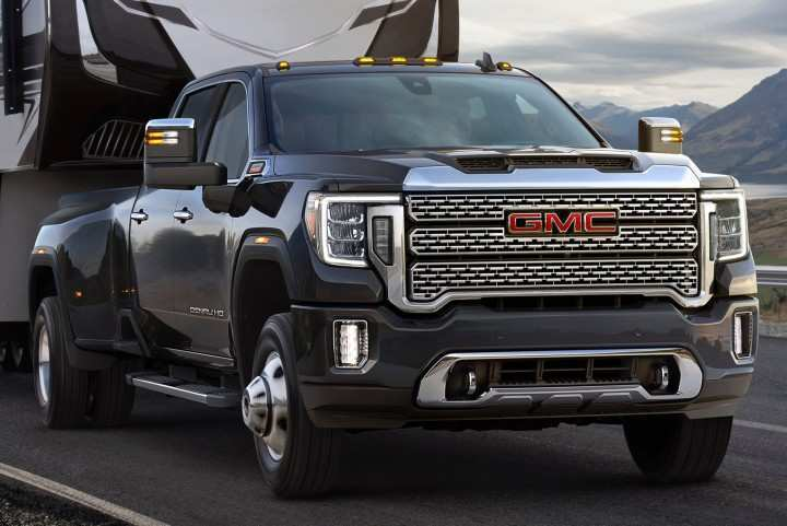 34 A 2020 GMC Denali 3500Hd New Review