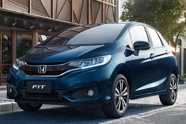 34 A 2020 Honda Fit Pricing