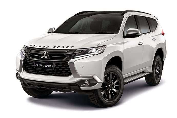 34 A 2020 Mitsubishi Montero Sport Philippines New Review
