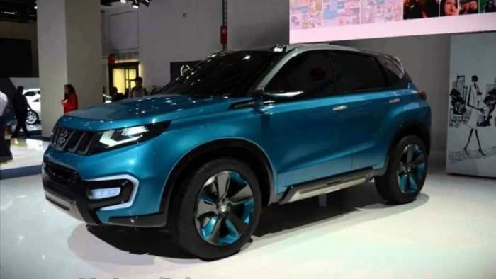 34 A 2020 Suzuki Grand Vitara Preview Prices