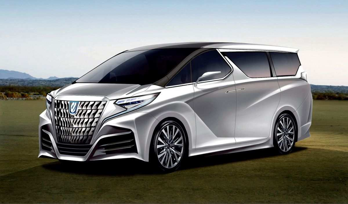 34 A 2020 Toyota Alphard Pricing