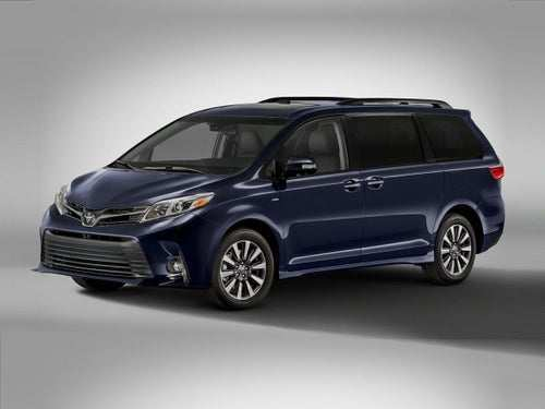 34 A 2020 Toyota Sienna History
