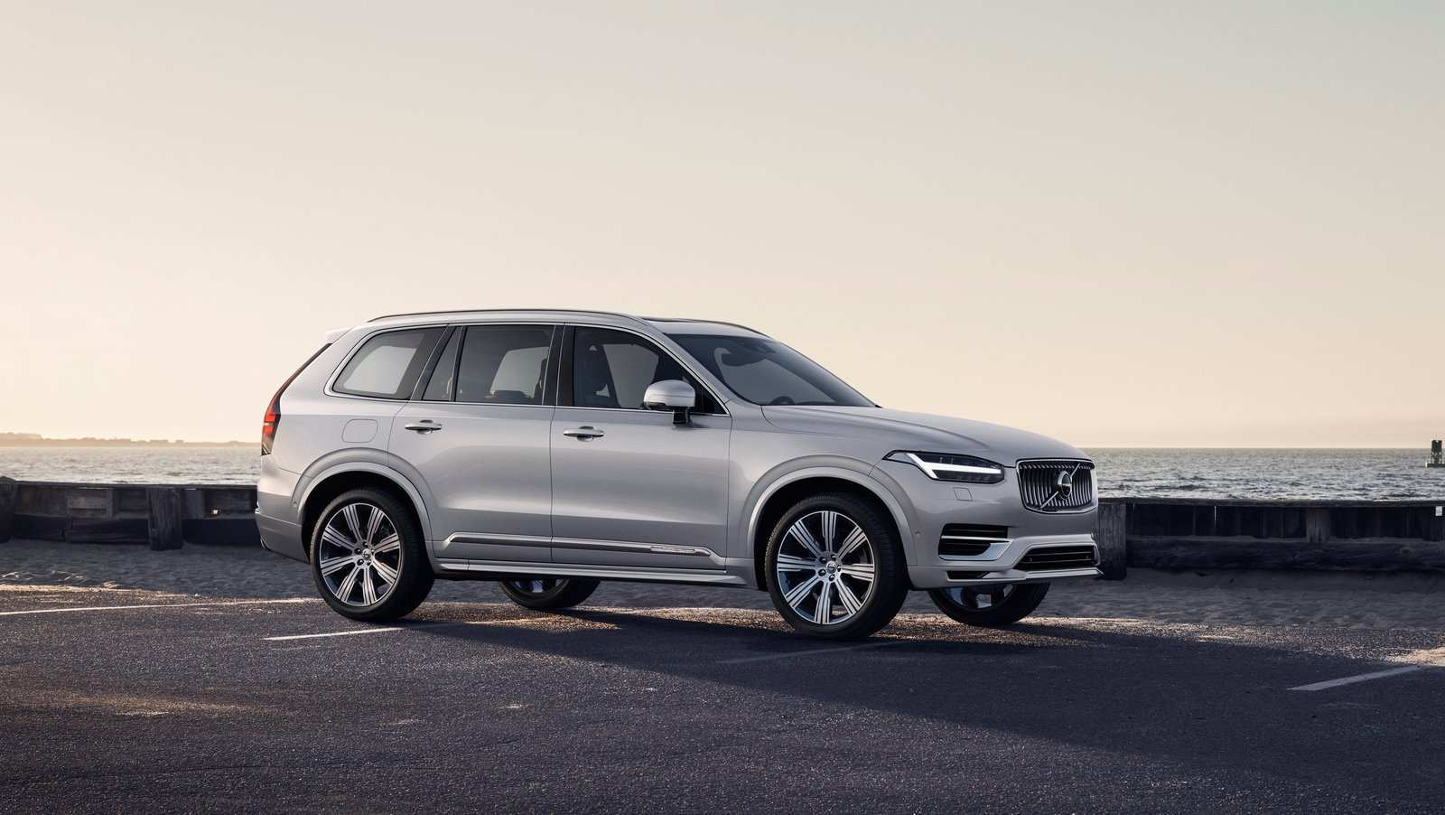34 A 2020 Volvo XC90 Review And Release Date