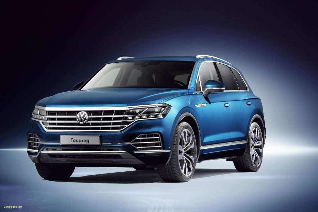 34 A 2020 Vw Touareg Tdi Research New