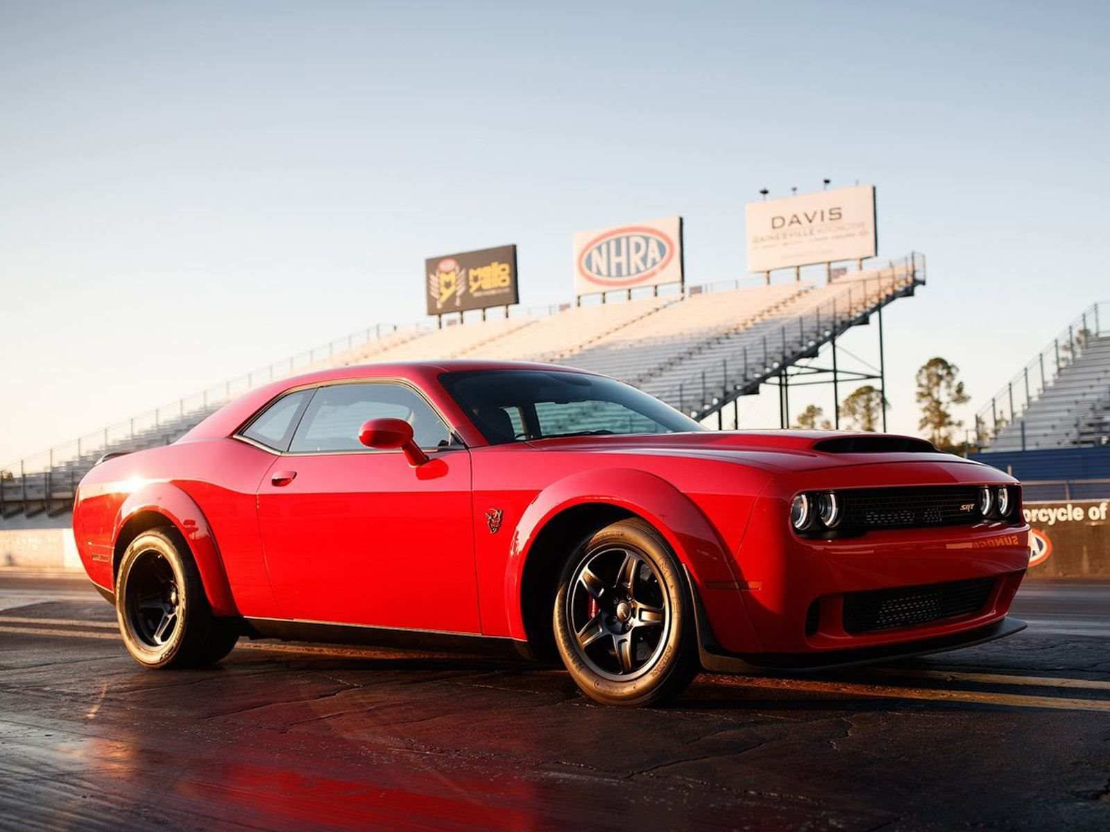34 A Dodge Demon 2020 History