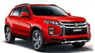 34 A Mitsubishi Terbaru 2020 Price And Review