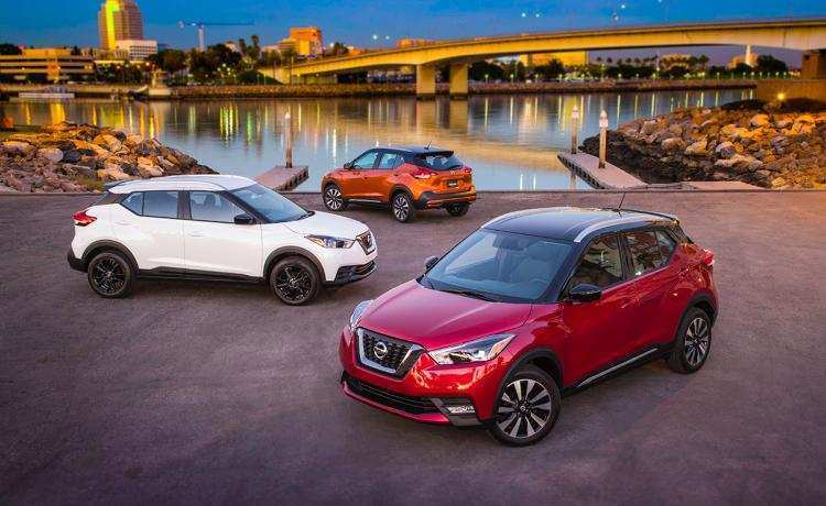 34 A Nissan Kicks Awd 2020 Model