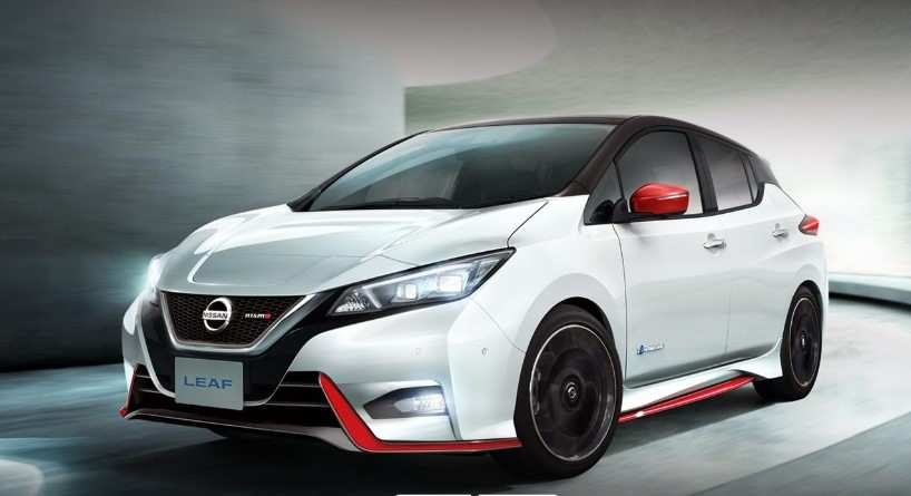34 A Nissan Leaf 2020 Canada Concept