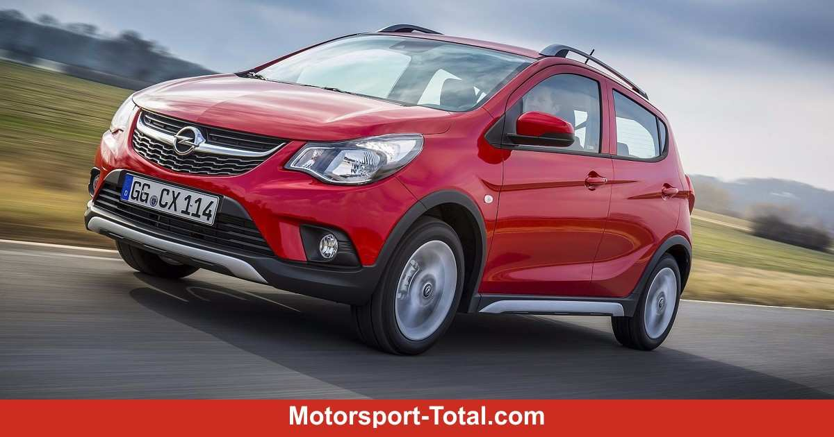 34 A Opel Karl Rocks 2020 Price And Review