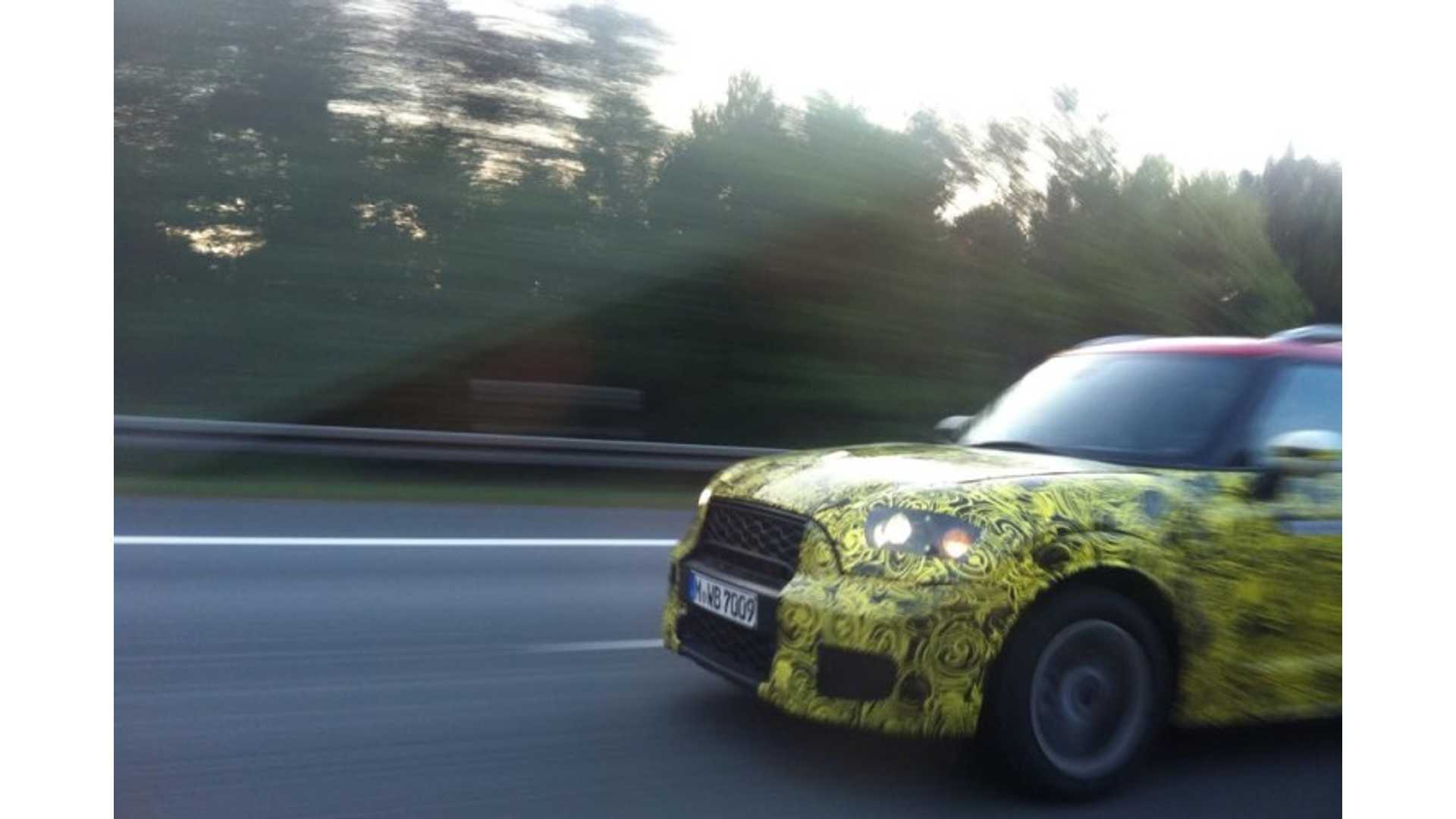 34 A Spy Shots Mini Countryman Price Design And Review