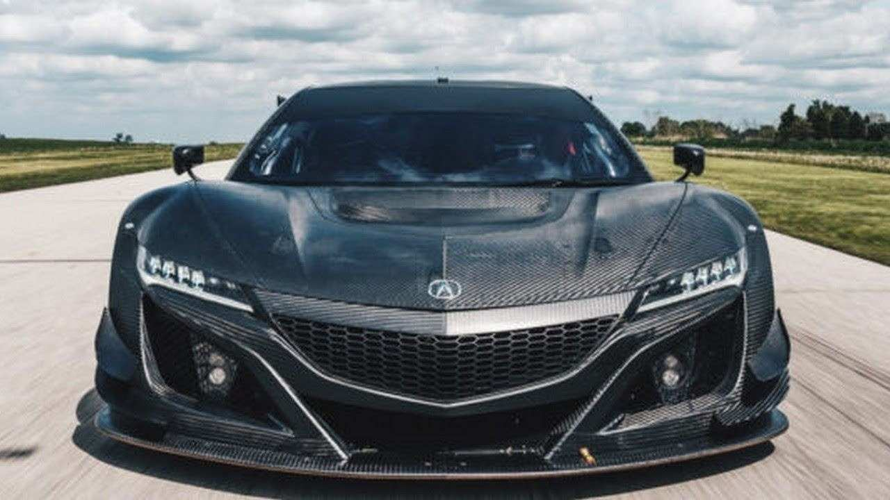34 All New 2019 Acura Nsx Type R Redesign And Concept