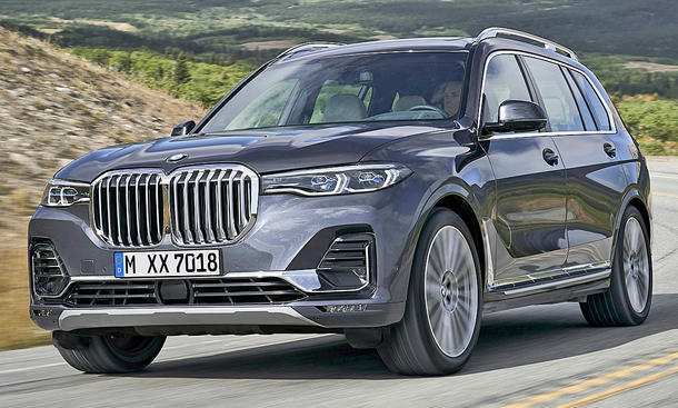 34 All New 2019 BMW X7 Engine